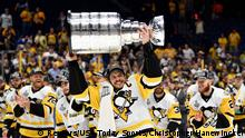 USA Eishockey NHL Stanley Cup Pittsburgh Penguins - Nashville Predators