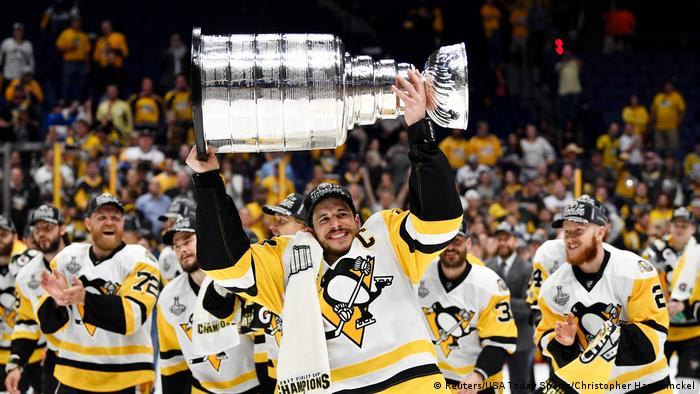USA Eishockey NHL Stanley Cup Pittsburgh Penguins - Nashville Predators (Reuters/USA Today Sports/Christopher Hanewinckel)