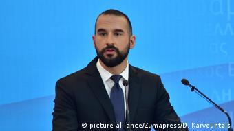 Dimitris Tzanakopoulos