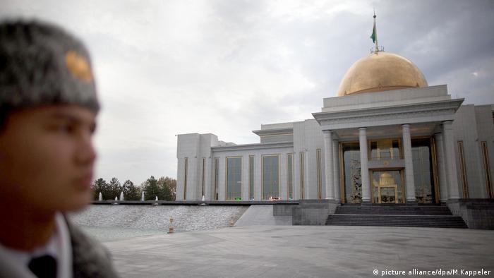 Reise nach Absurdistan Turkmensitan Aschchabat