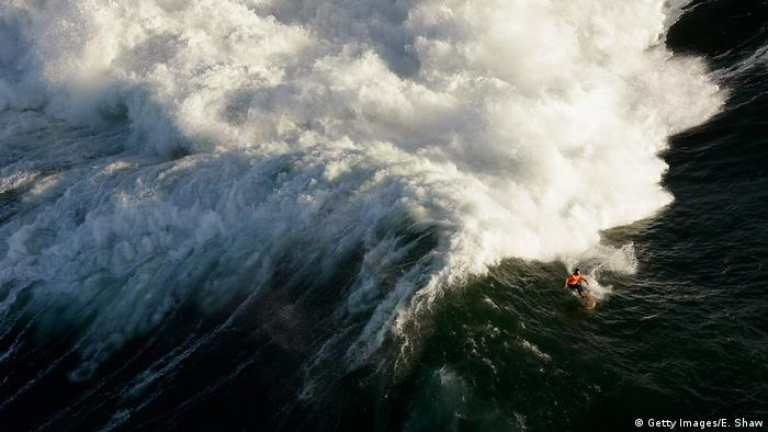 USA Surfen Mavericks Invitational (Getty Images/E. Shaw)