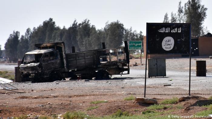 Syrien Rakka