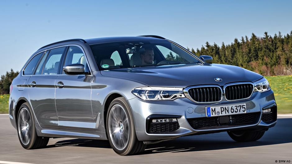 The Bmw 5 Series Touring Car Drive It The Motor Magazine Dw