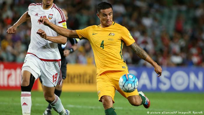 BG Confed Cup 2017 | Australien Tim Cahill (picture alliance/AP Images/R. Rycroft)