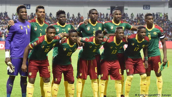 BG Confed Cup 2017 | Team Kamerun