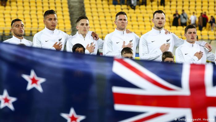 BG Confed Cup 2017 | Team Neuseeland (Getty Images/H. Hopkins)