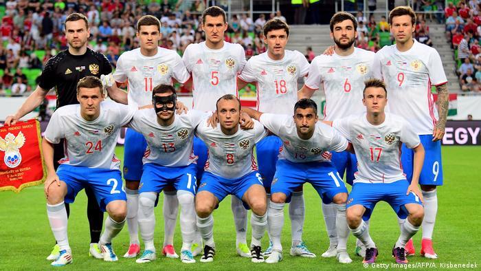 Russland startete mit 2:0 gegen Neuseeland in Confed Cup