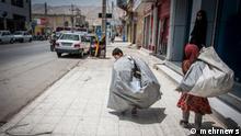 Titel: Kinderarbeit Bildbeschreibung: Kinderarbeit in Iran. Stichwörter: Iran, Kinderarbeit Lizenz: Frei, mehrnews