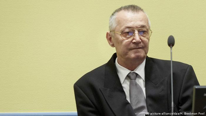 UN-Tribunal- Berufungsurteil gegen serbische Ex-Sicherheitschefs- Franko Simatovic