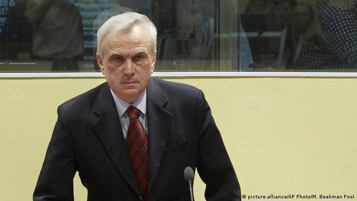 Jovica Stanišić pred Haškim tribunalom
