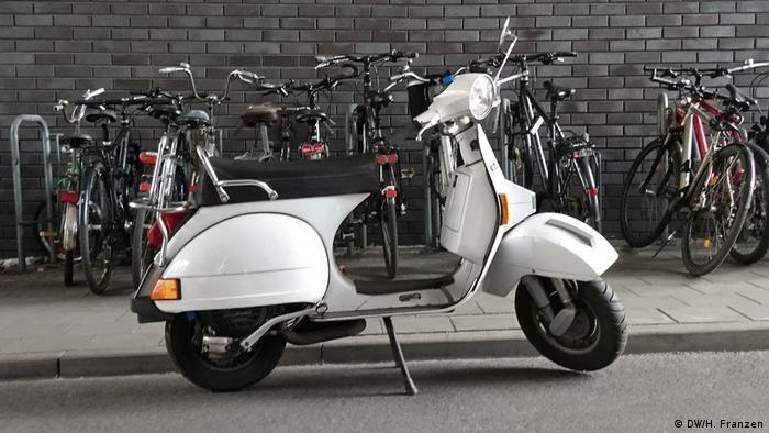 Deutschland Vespa PX 80 E