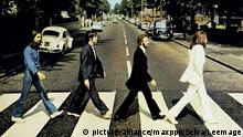 Coverbild von The Beatles Abbey Road