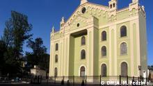 Ukraine Drohobytsch | Choral-Synagoge
