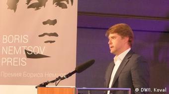 Исполнительный директор Фонда борьбы с коррупцией Владимир Ашурков