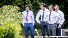 Schwierige Koalitionsverhandlungen in den Niederlanden Mark Rutte