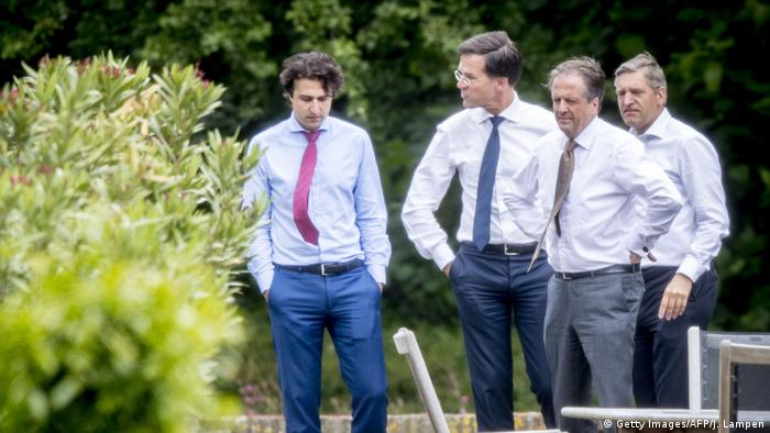 Netherlands Coalition Government Negotiations Fail Again Europe