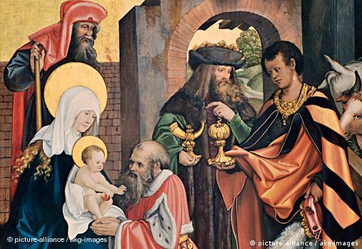 die tradition der heiligen drei könige  kultur  dw  06