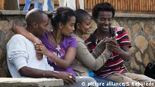 Addis Abeba Äthiopien Alltag Jugend
