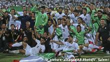 Iran qualifiziert für Fußball-WM 2018