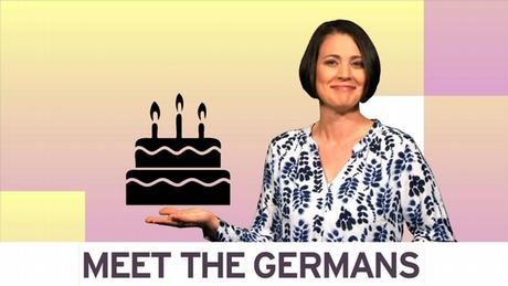 Meet the Germans with Kate - Birthdays (DW)