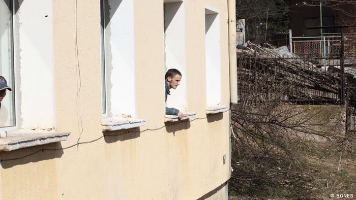 Bulgarien Der Ort Trun
