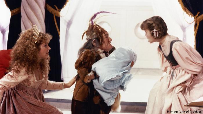 Rumpelstilzchen im Film von 1985 (Foto: Imago/United Archives)