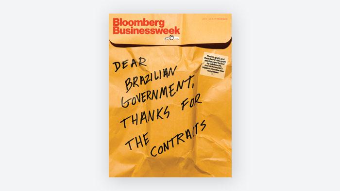 Esquema de propinas da Odebrecht é capa de revista americana