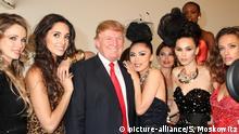 Sex-Sakandale von Prominenten