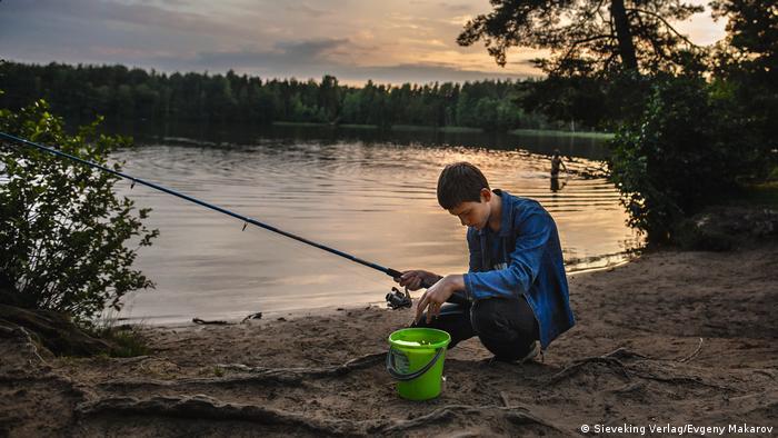 Рыбалка на даче - святое дело