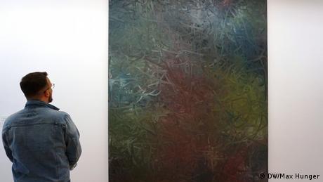 Έτσι ονομάζεται αυτός ο πίνακας του 1972. Είναι χαρακτηριστικός της «ώριμης» φάσης του Ρίχτερ. Ελαιογραφίες δουλεμένες με πολλές στρώσεις χρώματος, σαν ανάγλυφα. Αυτό και άλλα πολλά έργα του Γερμανού ζωγράφου μπορεί κανείς να δει αυτή την περίοδο στο Ομοσπονδιακό Μουσείο Τέχνης της Βόννης.