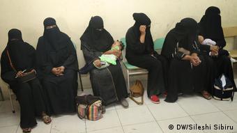 Illegale aus Äthiopien in Saudi-Arabien