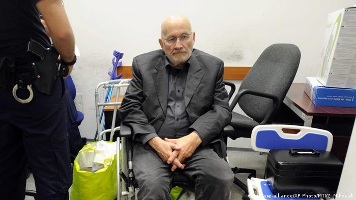 Ungarn Auslieferung Horst Mahler an Deutschland