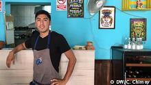Peru Kaffeelabor in Lima | Ronald Carhuas