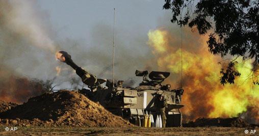 حملات اسرائیل به غزه پس از آتشبس کوتاه از سر گرفته شد (عکس از آرشیو)