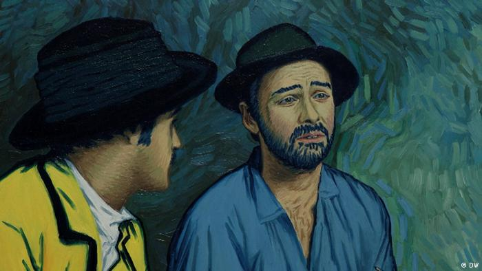 A still from Loving Vincent (DW)
