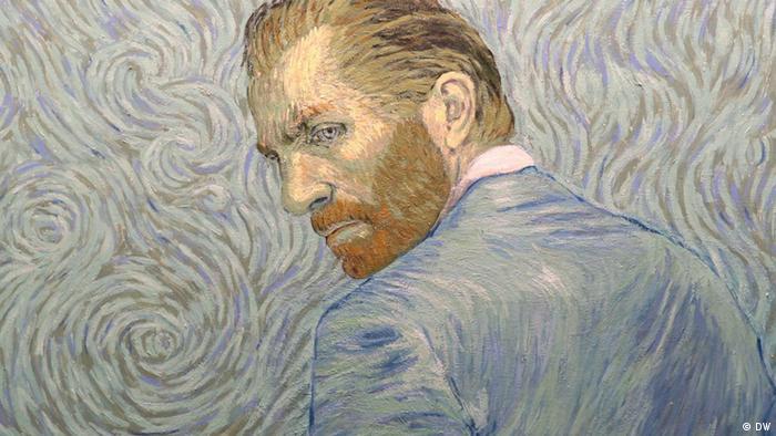 Van Goghs Bilder Lernen Laufen