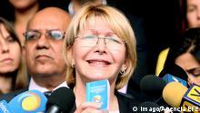 Venezuela Generalstaatsanwältin Luisa Ortega Diaz
