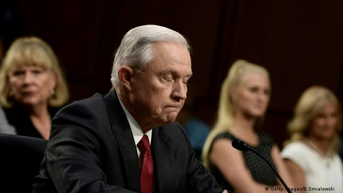Jeff Sessions USA Anhörung (Getty Images/B.Smialowski )