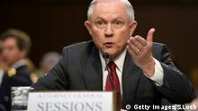 Jeff Sessions USA Anhörung