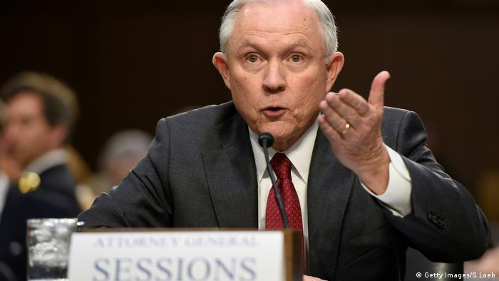 Jeff Sessions USA Anhörung (Getty Images/S.Loeb)