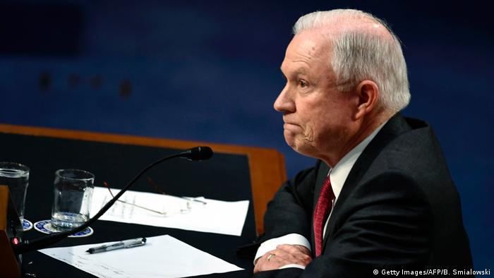 Jeff Sessions (Getty Images/AFP/B. Smialowski)