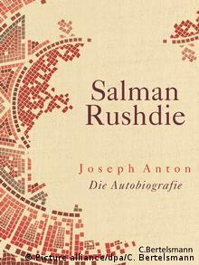 Buchcover Joseph Anton Salman Rushdie Autobiografie