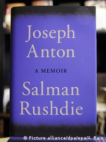 Cover of Joseph Anton