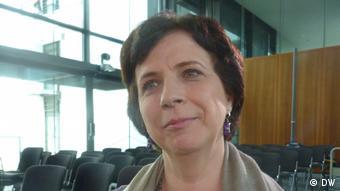Screenshot DW Interview mit russische Menchenrechtlerin Zoya Swetowa