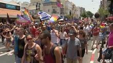 Screenshot NDR Israel Gay Pride