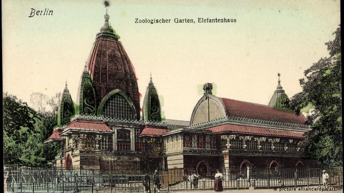 История немецких зоопарков