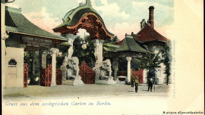A view of the Elephant House at the Berlin Zoo, where the first elephant to move in was in 1857. (picture alliance/dpa/arkivi)