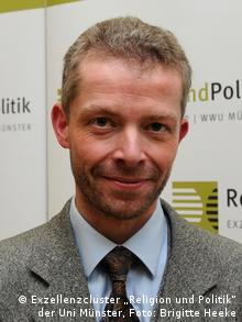 Fabian Wittreck, Rechtswissenschaftler Universität Münster