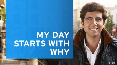 Jaafar My day starts with why (DW )