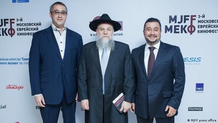 Aleksy Shaposhnikov, Alexander Boroda, Konstantin Fam